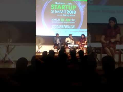 Entrepreneur start up summit 2018 Mumbai