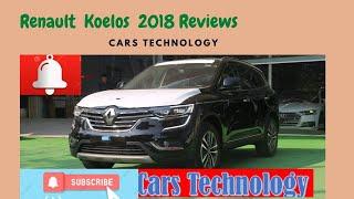 Renault  Koelos  2018 Reviews,Renault Koelos cars 2018 Video Reviews,Renault Koelos 2018 Photos cars