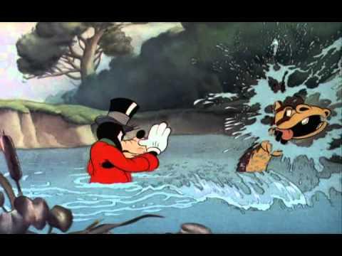 Donald dingo la chasse au renard 1938 youtube - Donald et dingo ...