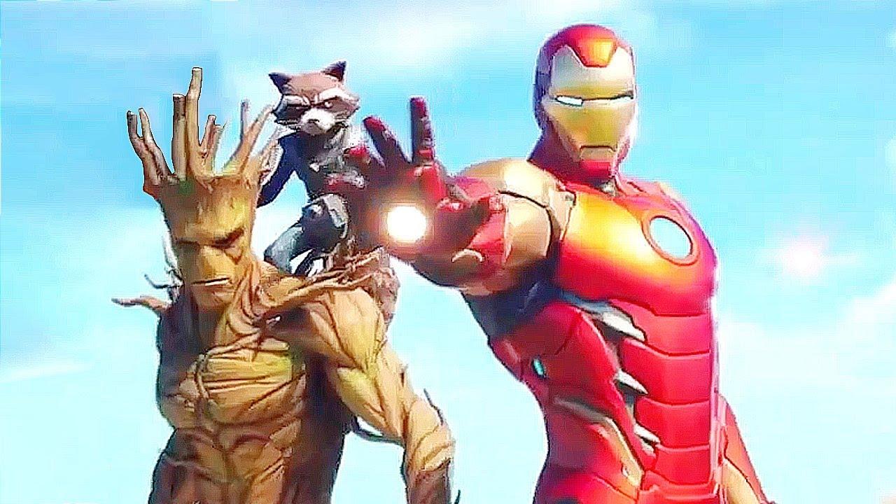 Fortnite season 4: Nexus War, Thor, Galactus and everything else ...