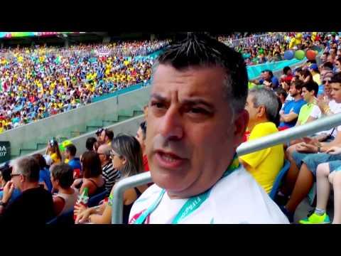 ESPECTACULAR GOLAZO DE MARCELO vs Japón ★ D3D2 from YouTube · Duration:  46 seconds