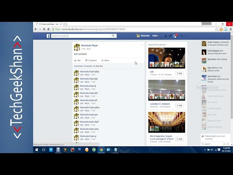 Delete All Facebook Comments At One-click   Chrome Extension