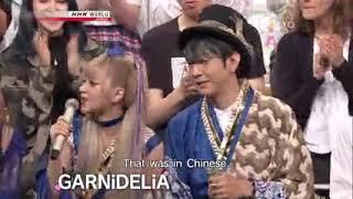 "Download GARNiDELiA - ""Gokuraku Jodo"" & ""Ambiguous""「SONGS OF TOKYO」[LIVE] Mp3"
