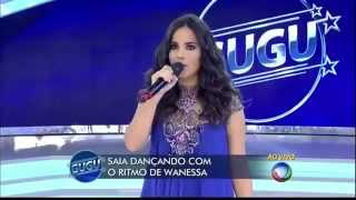 Wanessa Camargo Erra no Playback e Paga Mico - Programa do Gugu