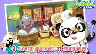 видео Салон Красоты Панда