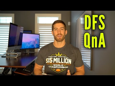 The Sports Geek DFS QnA (Part 1)