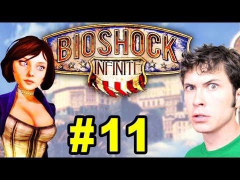 BioShock Infinite - BUCKING BRONCO - Part 11