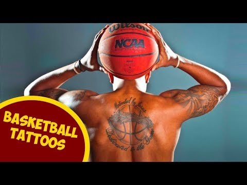 Amazing Basketball Tattoos For Those Who Love This Sport