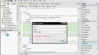 hacer y consumir webservices en java (Inicio de Sesion)