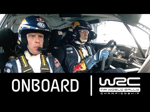 WRC - Coates Hire Rally Australia 2015: Latvala Onboard SS 05
