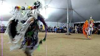 89th Inter-Tribal Indian Ceremonial Pow Wow, Mens Fancy 2nd Song