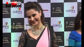 Red Carpet of Star Studded Indian Telly Awards 2014 with Fashionable Celebs  4