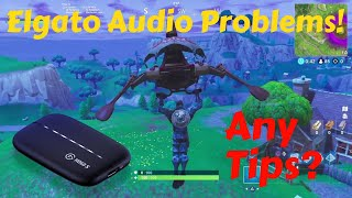Audio Glitch Problems With My Elgato (Fortnite)