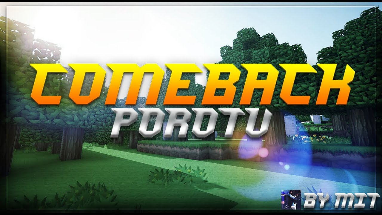 Comeback-Montage | Skywars-Montage für PoroTv