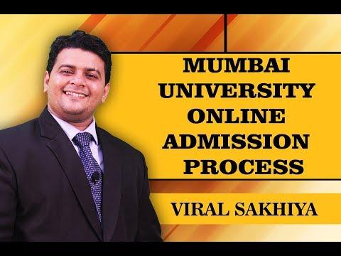 Mumbai University Admission Process | Degree College Admission