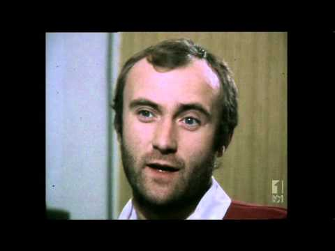 Phil Collins - Interview on Countdown 1981