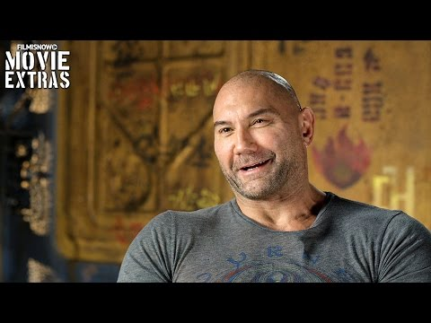 Guardians of the Galaxy Vol. 2 | On-set visit with Dave Bautista 'Drax'