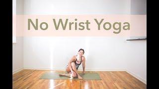 No Wrist Yoga Class