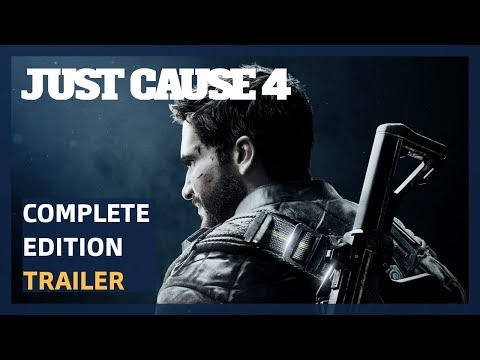 Just Cause 4: Complete Edition Trailer