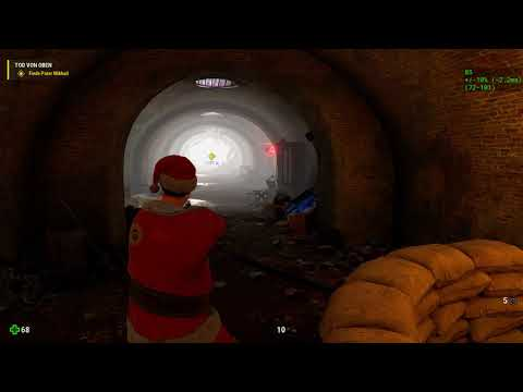 Serious Sam 4 Christmas Event |