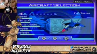 Ace Combat Advance (Full Playthrough Ace Difficulty)