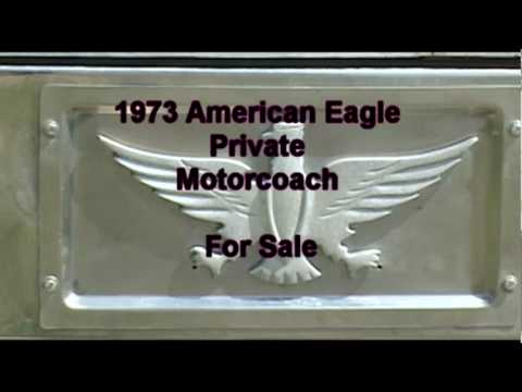 1973 American Eagle Motorcoach Rv Bus for sale