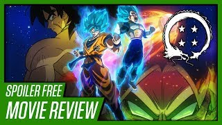 Dragon Ball Super: Broly - TFS Review - NO SPOILERS