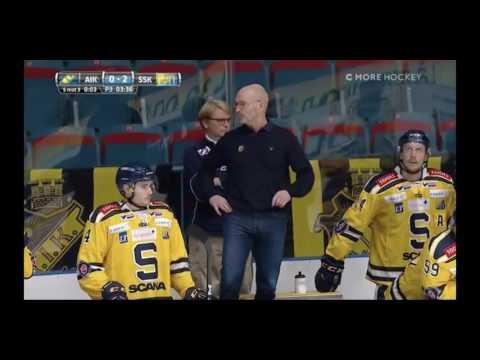 SSK:s Boxplay vs AIK:s Powerplay
