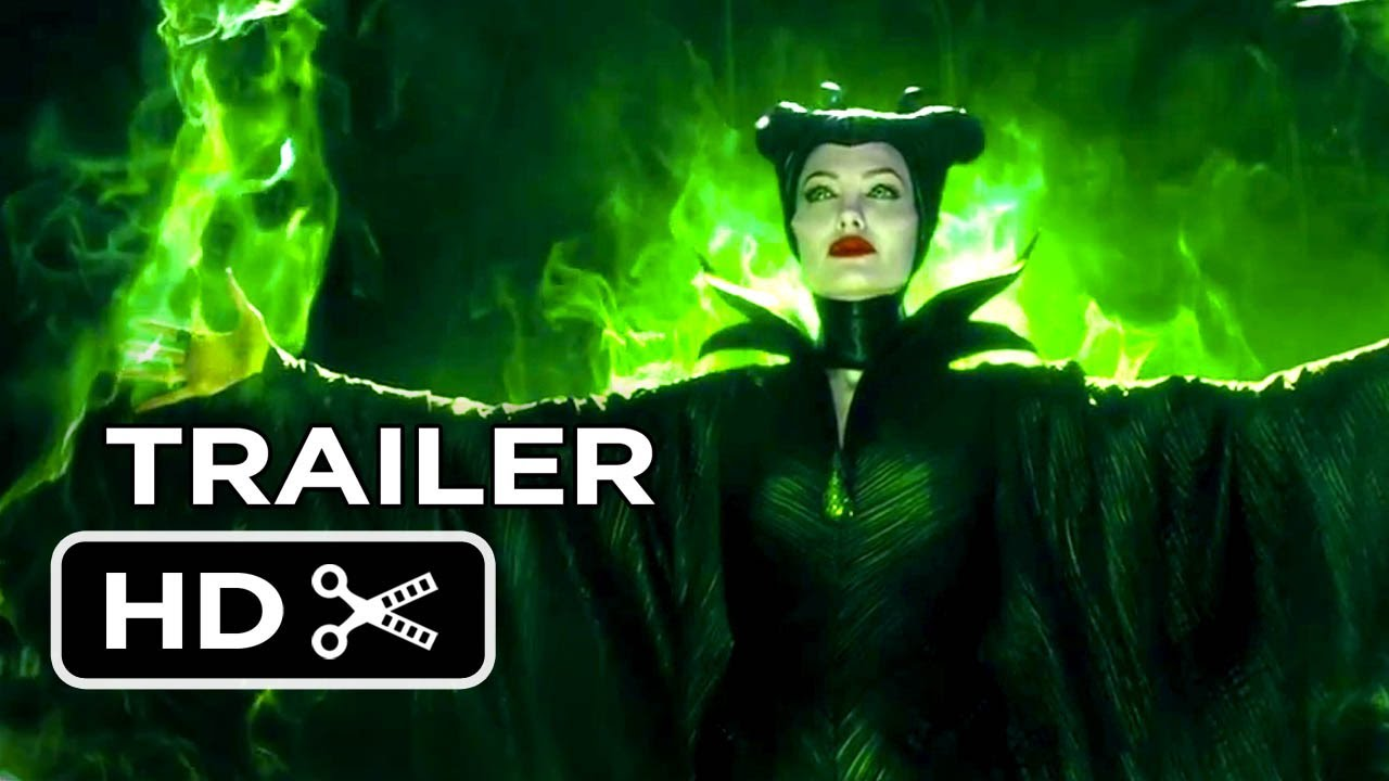 Maleficent Dream Trailer 2014 Angelina Jolie Elle Fanning Movie Hd