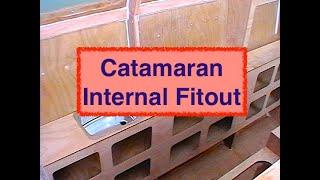 DIY Catamaran Internal Fitout