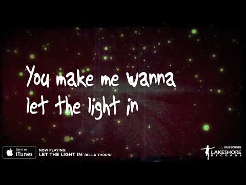 Bella Thorne - 'Let The Light In' Official Lyric Video (Midnight Sun OST)