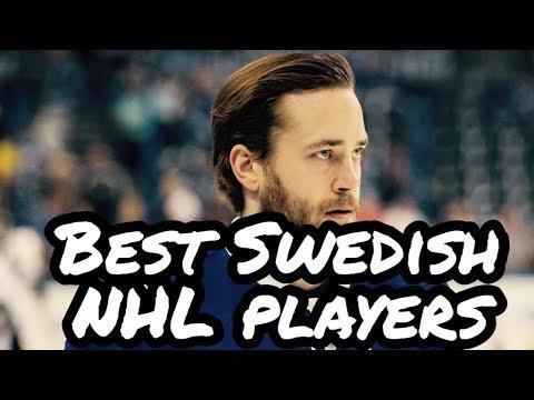 NHL Best Swedish Players