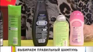 Выбираем правильный шампунь