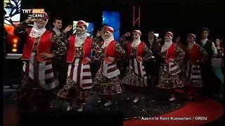 Ordu Büyükşehir Belediyesi Folklor Ekibi - TRT Avaz
