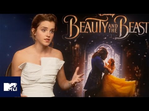 Emma Watson Reveals Feminist Message In Beauty And The Beast | MTV Movies