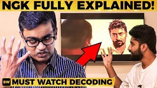 "Yes! NGK and Vanathi had SEX, ""Can't Spoonfeed"" - Selvaraghavan First Ever Official Decoding