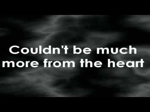 Metallica - Nothing Else Matters HQ sound with Lyrics