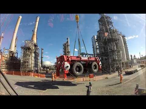 Irving Equipment Crane Compilation RK