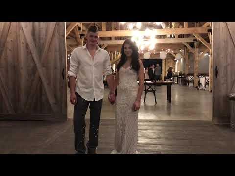 Music Man Entertainment Wedding Testimonials | Laura & Ian | 06/10/18 | Greywacke Meadows