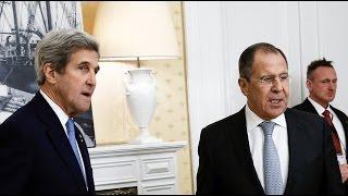 Гамбургская встреча Керри и Лаврова по Сирии