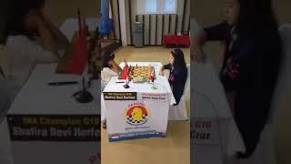 Future Champion Chess Match Indonesia Philiphine 2017