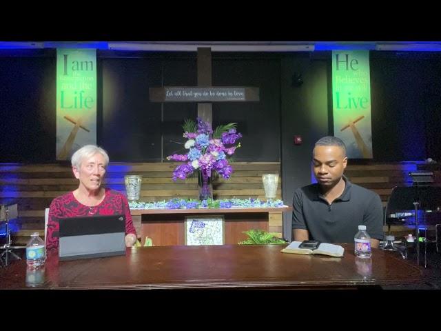 Lenten Series - Creator God's Story of Hope #32 - 03/26/2021