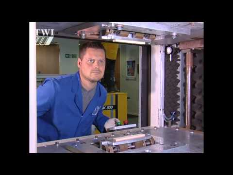 Friction welding of wood