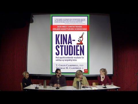 Kinastudien - Paneldebatt - Litteraturhuset 26 nov 2013 - NORWEGIAN