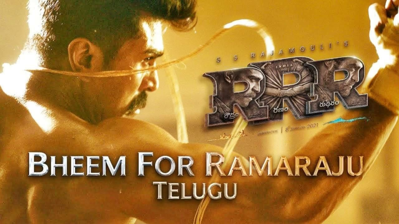 Bheem for Ramaraju-RRR(Telugu)-Happy Birthday Ram Charan/NTR,Ajay Devgn/SS  Rajamouli - YouTube