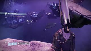DESTINY 2 DREAMING CITY STRIKE! - The Corrupted