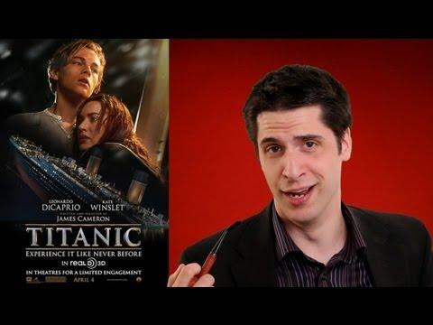 Titanic 3D movie review