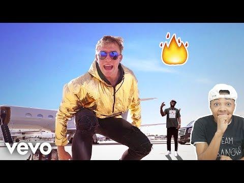 Jake Paul - It's Everyday Bro (Remix) [feat. Gucci Mane] Reaction