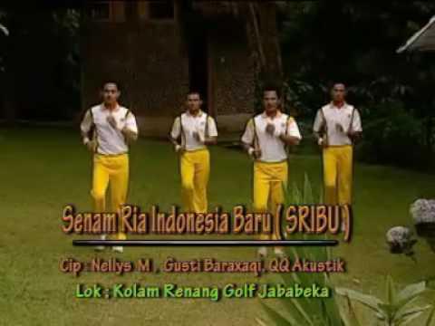 Senam Ria Indonesia Baru (Seribu)