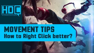 Movement Tips for League of Legends - A guide improve kiting and dodge more!